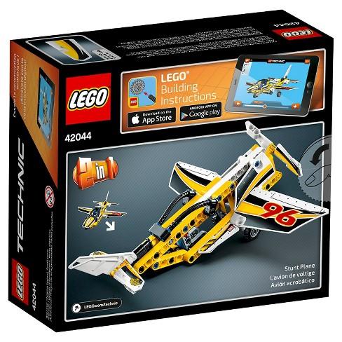 Lego Technic Display Team Jet 42044 Target