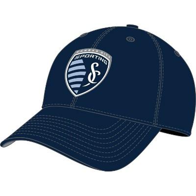 MLS Sporting Kansas City Men's Structured Snapback Hat