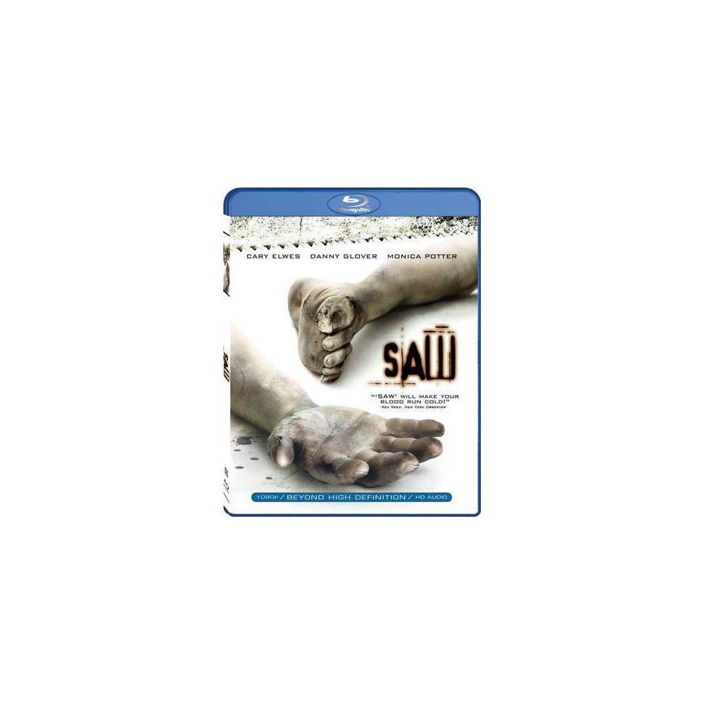 Saw Blu Ray 2006