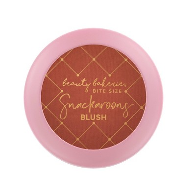 Beauty Bakerie Bite Size Snackaroons Blush - 0.09oz