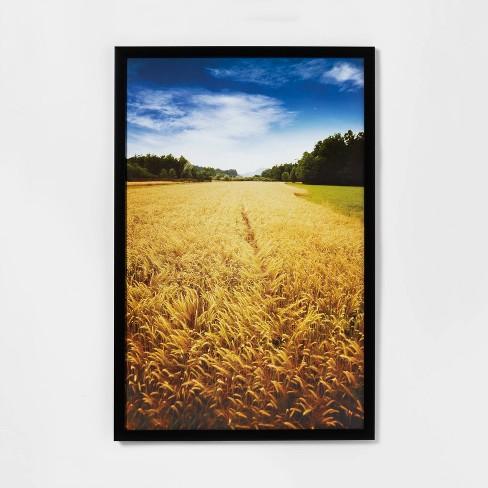 "22"" x 34"" Profile Poster Frame Black - Room Essentials™ - image 1 of 4"