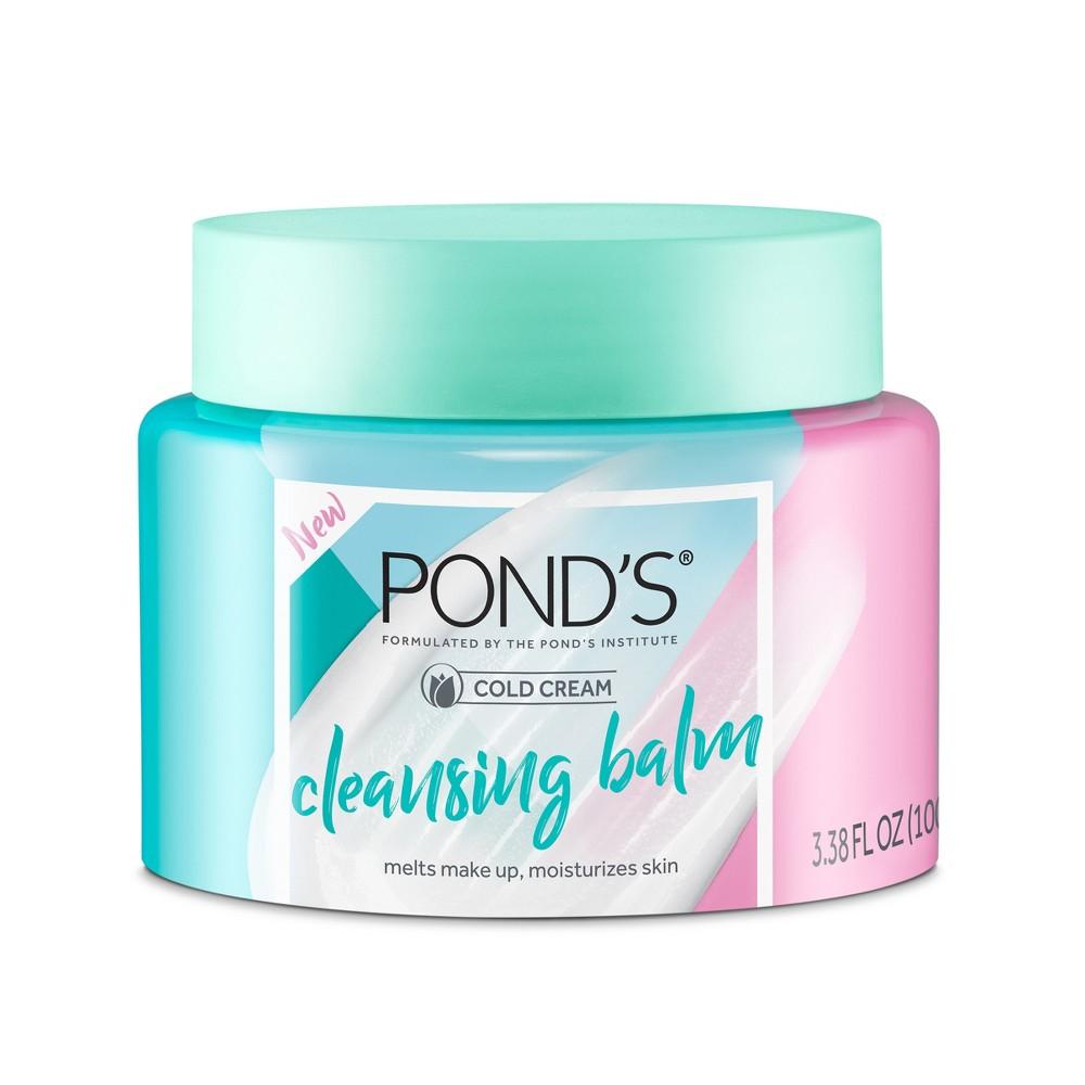 Pond's Cold Cream Facial Cleansing Balm - 3.5oz