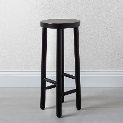 Shaker Accent Drink Table Black - Hearth & Hand™ with Magnolia