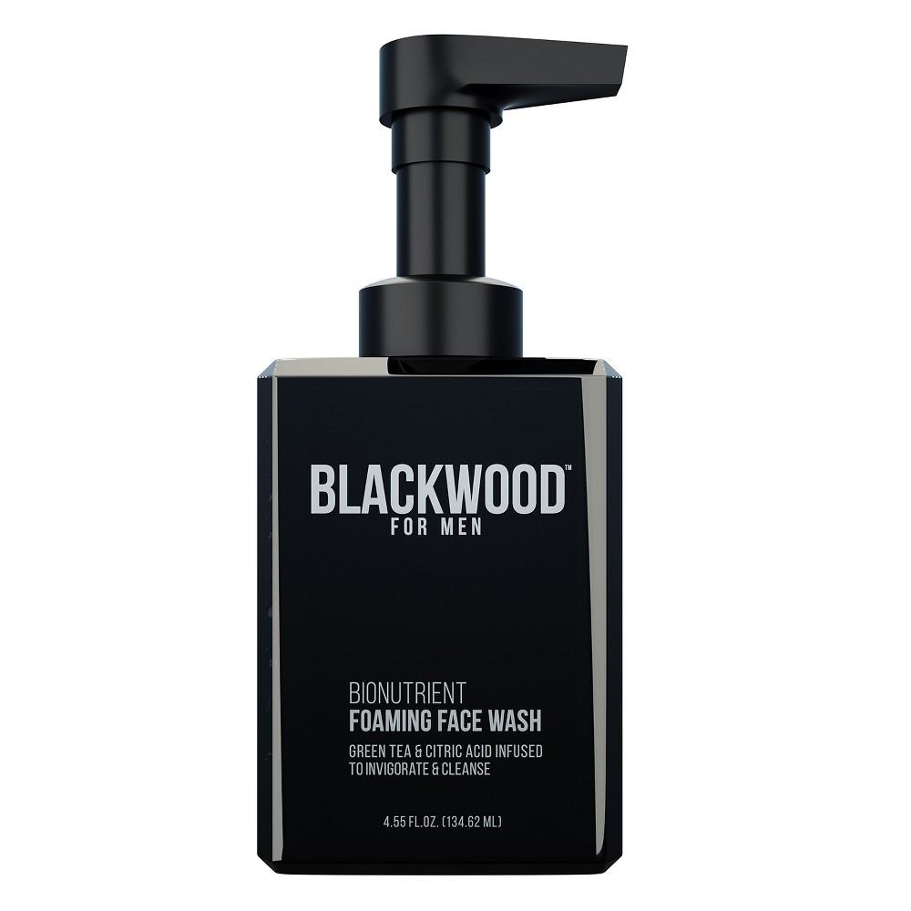 Image of Blackwood for Men BioNutrient Foaming Face Wash - 4.55 fl oz