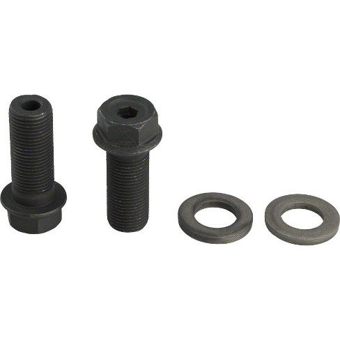 G Sport G-bolts Hollow 14 mm Axle Bolts 17 mm Wrench Flat 6 mm Hex Pair Black - image 1 of 1