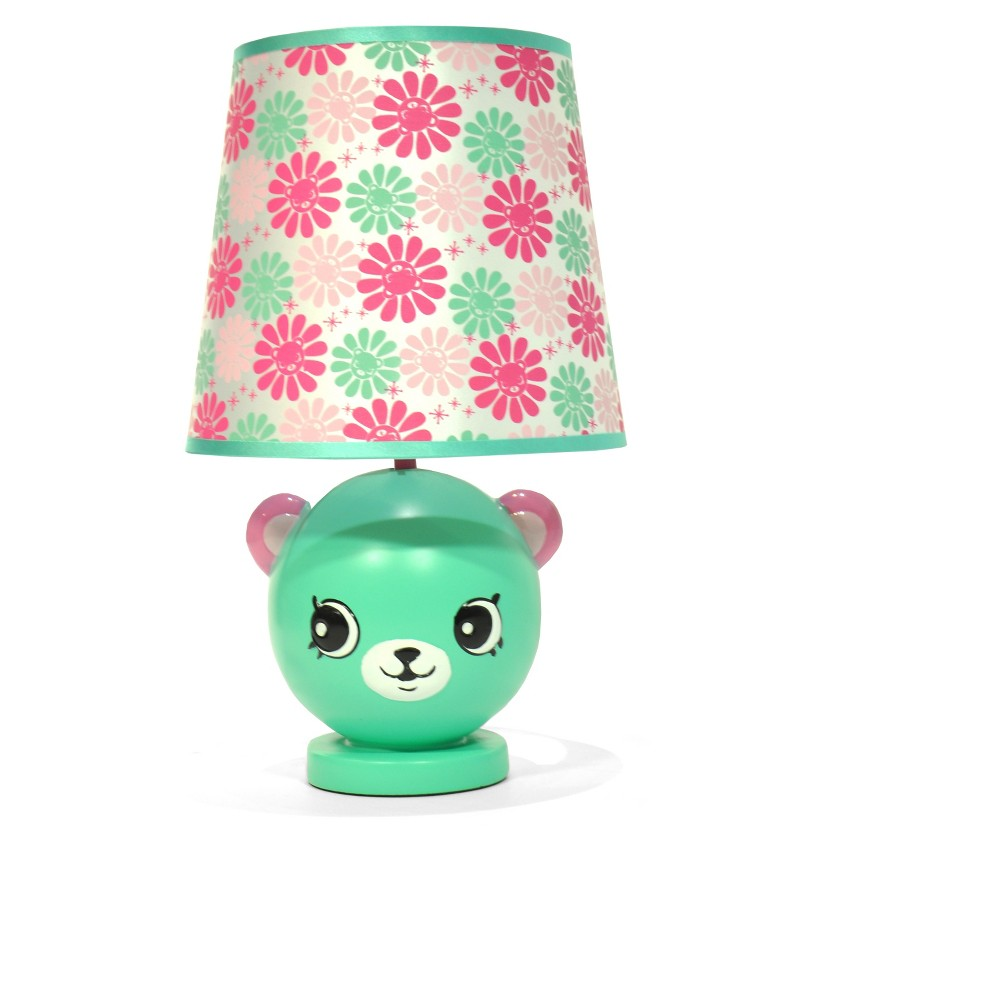 Image of Shopkins Happy Places Green Lamp with Bulb