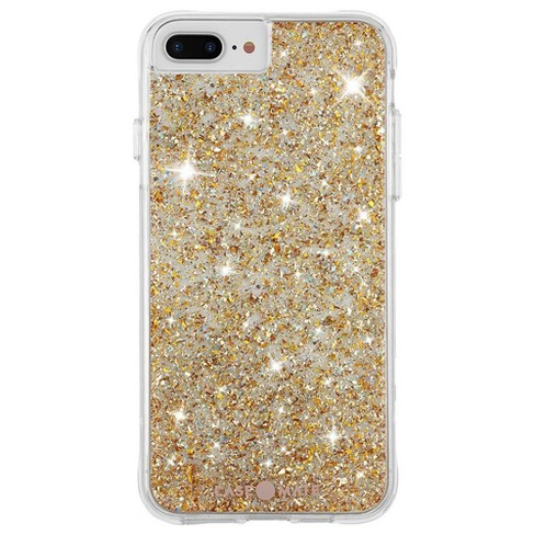 Case-Mate Apple iPhone Twinkle Case - Gold/Stardust - image 1 of 4