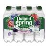 Poland Spring Triple Berry Flavored Sparkling Water - 8pk/16.9 fl oz Bottles - image 2 of 8
