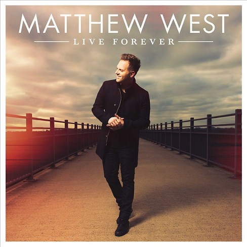 Matthew west - Live forever (CD) - image 1 of 1
