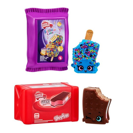 Shopkins Real Littles Mini Pack image number null