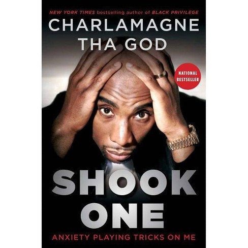 Shook One : Anxiety Playing Tricks on Me -  by Charlamagne Tha God (Hardcover) - image 1 of 1