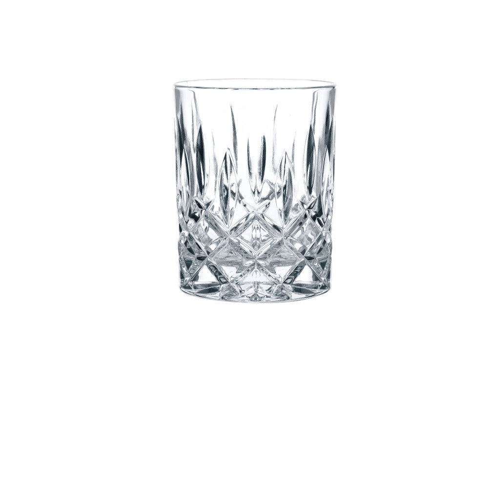 Riedel Vivant Crystal Double Old Fashion Glasses 10.4oz - Set of 4 Perfect to make an impression, elegant in design these Riedel Vivant Crystal Double-Old Fashion Glasses - Set of 4 is sure to give your dining decor a much-needed style update. Inspired by classic cocktail glasses, these double old-fashioned glasses feature a sophisticated faceted design and a traditional wide mouth and thick bottom. Ideal for whiskey on the rocks and other cocktails. Size: Old Fashion Double. Color: Clear.