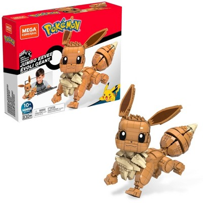 Mega Construx Pokémon Jumbo Eevee Construction Set