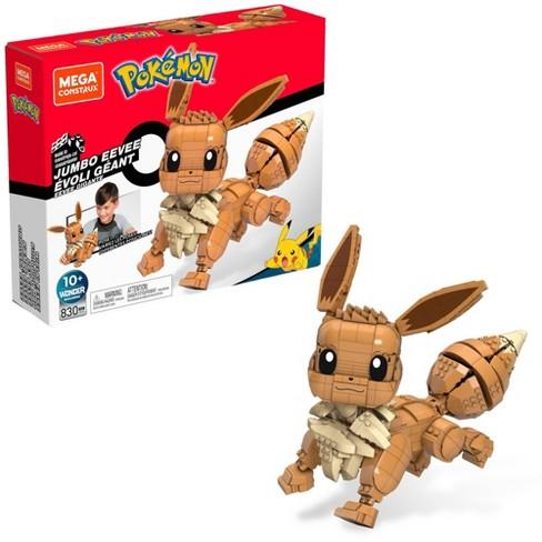 Mega Construx Pokémon Jumbo Eevee Construction Set - image 1 of 4