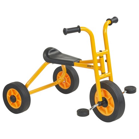 RABO powered by ECR4Kids Trike, Premium Toddler Tricycle for Kids (Yellow/Black) - image 1 of 4