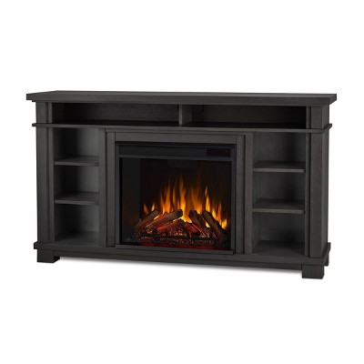 Real Flame Belford Media Electric Fireplace Gray