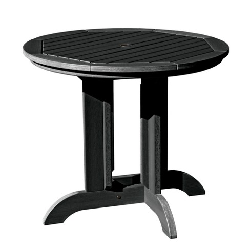 Highwood Patio Furniture.Round 36 Patio Dining Table Highwood