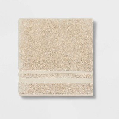 Performance Washcloth Tan - Threshold™