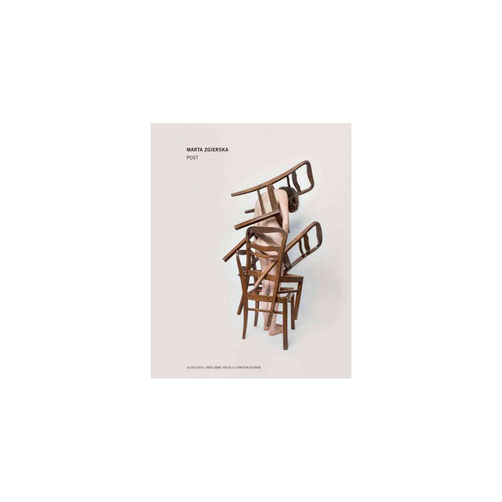 Marta Zgierska : Post (Bilingual) (Hardcover)