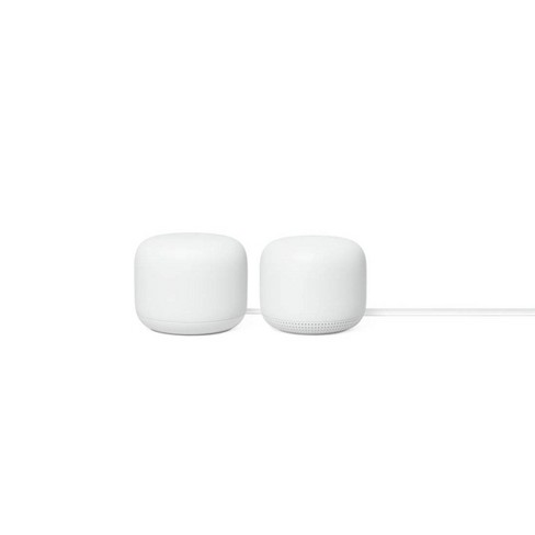 Google Nest Wifi Router and Point (2 pack) - image 1 of 4