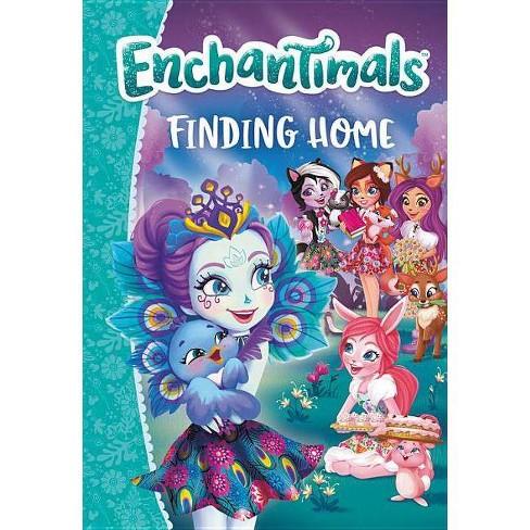 Enchantimals: Finding Home - by  Perdita Finn (Paperback) - image 1 of 1