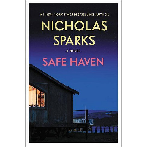 Safe Haven -  Reissue by Nicholas Sparks (Paperback) - image 1 of 1