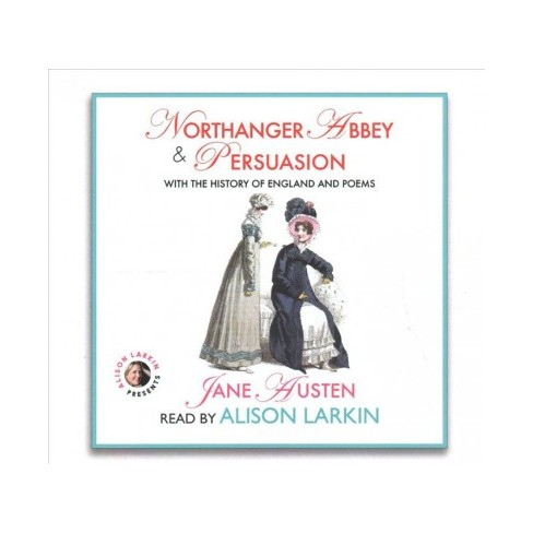 Northanger Abbey Persuasion With The History Of Target