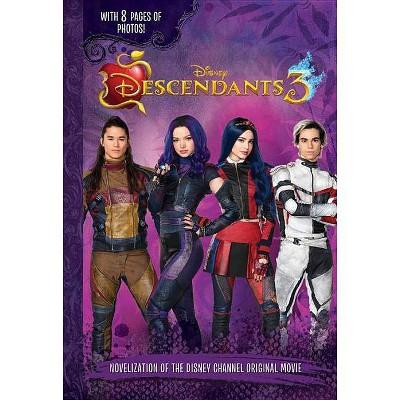 Descendants 3 : Junior Novel - by Disney (Hardcover)