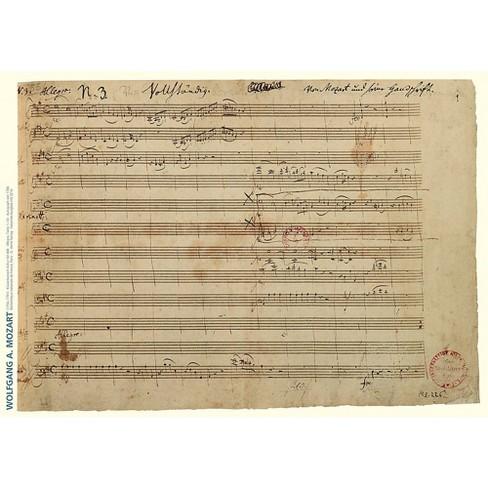 G. Henle Verlag Music Manuscript Notepad - image 1 of 1