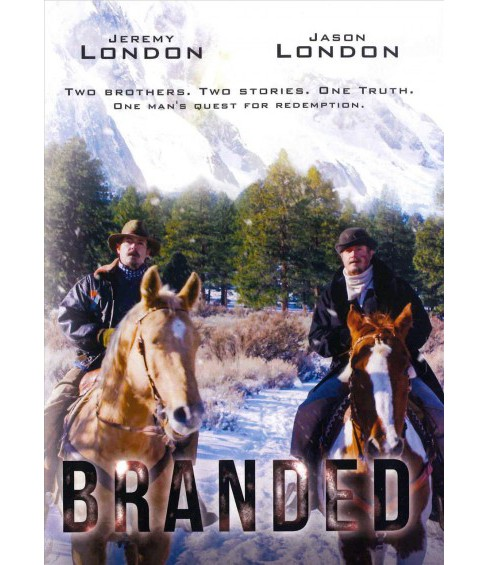 Branded (DVD) - image 1 of 1