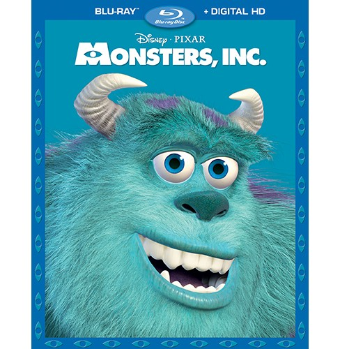 Monsters, Inc. (Blu-ray) - image 1 of 1