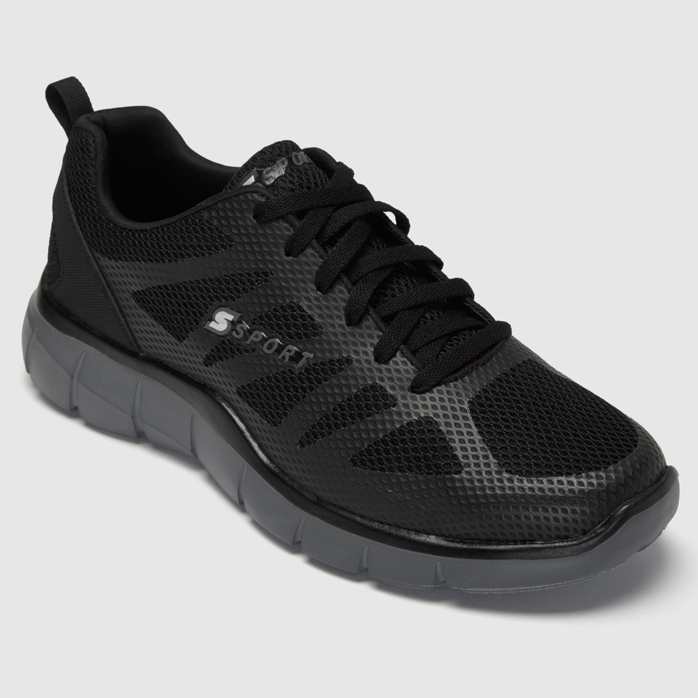 Men's S Sport by Skechers Daryl Athletic Shoes - Black 7