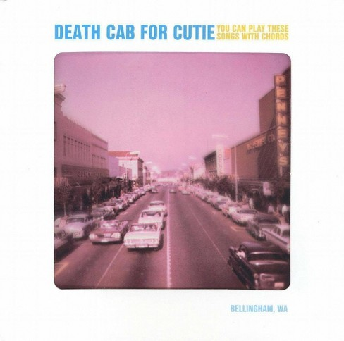 Death cab for cutie - You can play these songs with chords (CD) - image 1 of 7