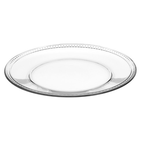 "Anchor Hocking Isabella Glass Platter (13"") - image 1 of 1"