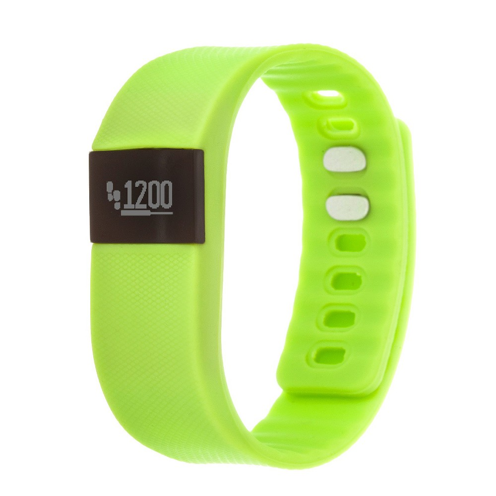Image of Zunammy Bluetooth Activity Tracker - Green