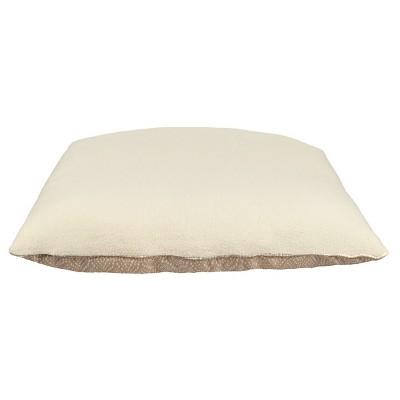 Print Mattress Pet Bed - XLarge - Brown Linen - Boots & Barkley™