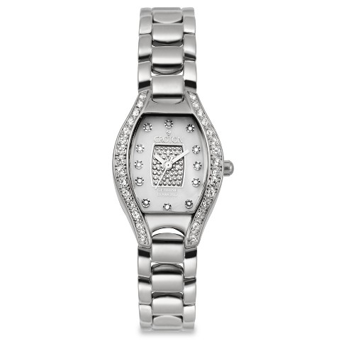 Croton Women's Brass Wristwatch - Silver - image 1 of 3