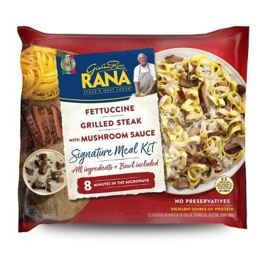 Rana Fettuccine, Steak & Mushroom Sauce Meal Kit - 38oz