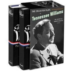 The Collected Plays of Tennessee Williams - (Hardcover)