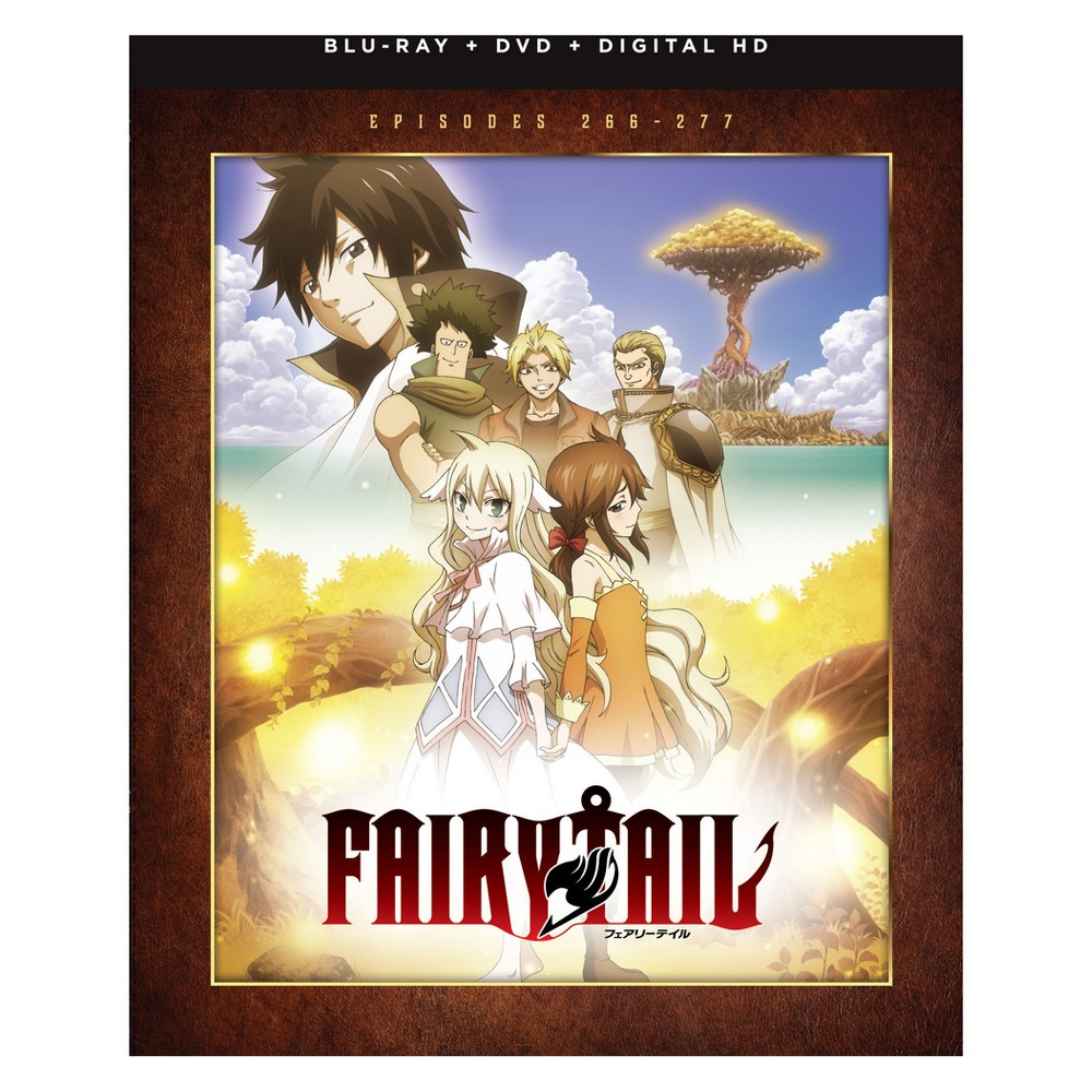 Fairy Tail:Zero (Bd/Dvd Combo) (Blu-ray)