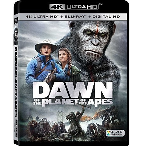 Dawn Of The Planet Of The Apes (4K/UHD) - image 1 of 1