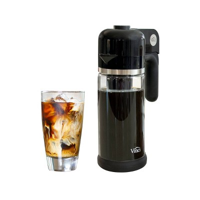 Vinci Express Cold Brew 37oz Coffee Maker - Black