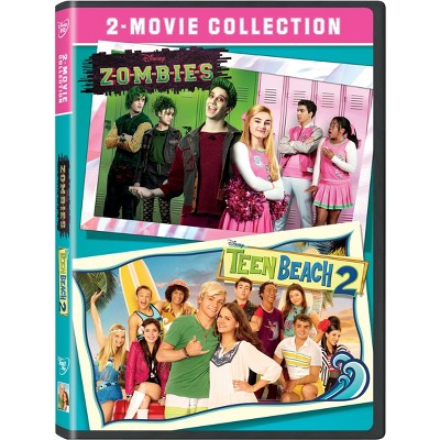 Teen Beach Movie 2/ Zombies (2-Movie Collection)  (DVD)