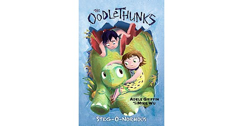 Steg-o-Normous (Hardcover) (Adele Griffin) - image 1 of 1