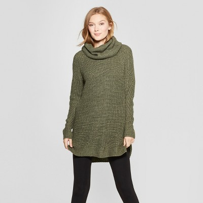 Women's Cozy Neck Pullover   A New Day™ by A New Day