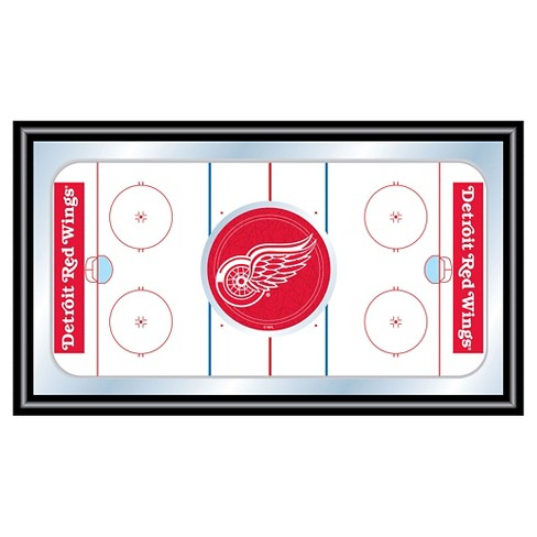 Detroit Red Wings Wall Mirror - image 1 of 1
