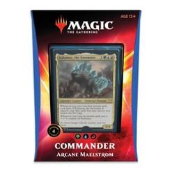 Magic: The Gathering Ikoria: Lair of Behemoths Commander Deck Arcane Maelstrom