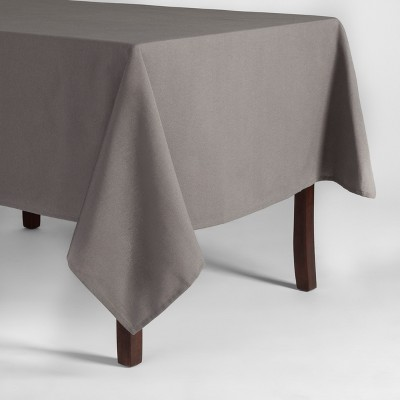 70 x52  Tablecloth Gray - Threshold™