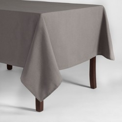 Gray Tablecloth - Threshold™