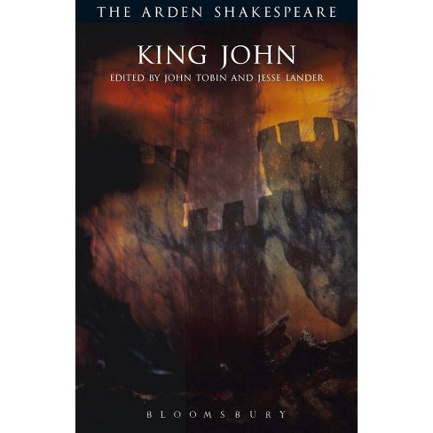 King John - (Arden Shakespeare Third) 3by  William Shakespeare (Paperback) - image 1 of 1